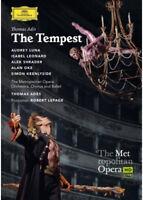 Metropolitan Opera Orquesta Thomas Adès - Adés : The Tempest Nuevo DVD
