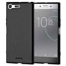 Pudding Soft TPU Skin Case for Sony Xperia XZ Premium - Black