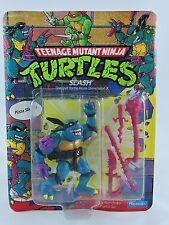 SLASH action figure TMNT Teenage Mutant Ninja Turtles 1990 Playmates evil MOC ht