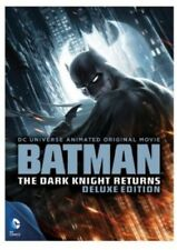 Batman: The Dark Knight Returns (DCU) [New DVD] Deluxe Edition, Full Frame, 2