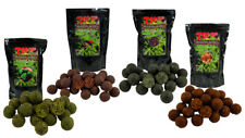 Top Secret 1kg New Boilie Range Hot Tuna, Green Stuff, Roasted Peanut