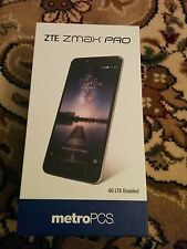Brand New Opened Box UNLOCKED ZTE Z981 ZMAX PRO (metroPCS) Android 6.0.1 LTE