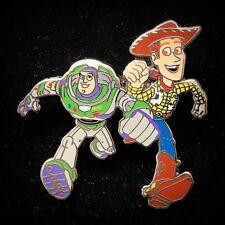 Buzz Lightyear Woody Pixar Toy Story Celebrate Everyday Mystery Disney Pin 67329
