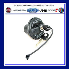 New Genuine Fiat 500,Grande Punto Evo,Punto,Stilo Locking Fuel Cap 71802520
