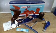 Vintage Paramo No.10 Plane Master Boxed With Accessories Woodworking Old Tool