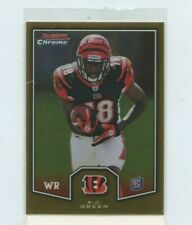 A.J. GREEN 2011 Bowman Chrome Rookie Preview Inserts #BCR23 CINCINNATI BENGALS