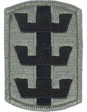 0130 Engineer Brigade ACU Patch with Fastener (PV-0130A)