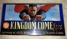 DC Kingdom Come Xtra - 1996 - Skybox - Base Card Set