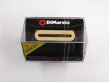 DiMarzio F-spaced D Activator X Neck Humbucker Black/Creme DP 221