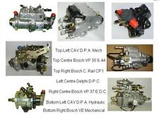 Diesel Pump Repair Kit. Injector, Injection pump. High pressure pump leak kit.