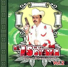 El As De La Sierra : Pura Borrachera 2 CD