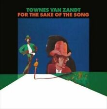 For the Sake of the Song by Townes Van Zandt (Vinyl, Apr-2012, Fat Possum)