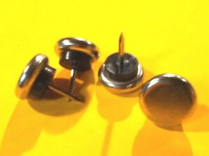 Amp Glides Feet Nail In fits Vintage Fender Tweed Tremolux Twin Super Pro Champ