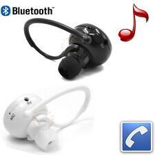 Mini Stereo Smallest Bluetooth Music Earphone Headphone Headset  for iPhone HTC