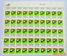 Scott #1542 $0.10 Kentucky Settlement Mint Sheet ( Face Value -  $5.00 )