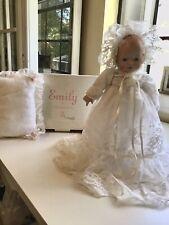 """Beautiful Babies Emily"" doll - Danbury Mint, Artist Elke Hutchens-Great Shape"