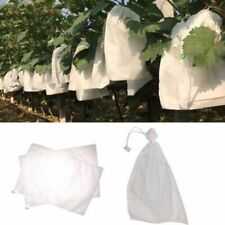 100pcs Fruit Protection Bags Waterproof Pest Control Against Insects Mesh Bags