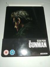 The Gunman (Steelbook, Limited Edition, Blu-ray)