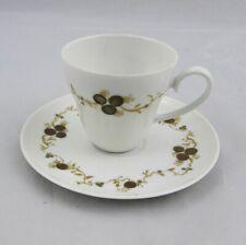 Rosenthal Gold Romance Garland Demitasse Cup & Saucer Bjorn Wiiblad
