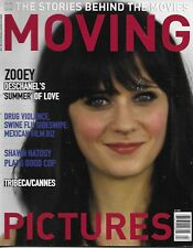 Moving Magazine Zooey Deschanel Shawn Hatosy Tribeca Cannes Mexican Film 2009
