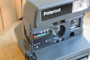 Polaroid Closeup 636 Instant 600 Film Camera NICE TESTED Working