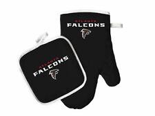 Atlanta Falcons Oven Mitt and Pot Holder Set