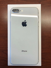 Apple iPhone 8 Plus 64GB Silver Unlocked w/box READ DESCRIPTION BEFORE BIDDING