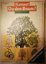 Lernspiel ?Kennst du den Baum?? 5-8 Jahre / Naturspiel / Ravensburger