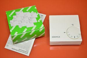 Eberle RTR-E 6121 Thermostat 111110151100  5-30°C