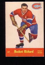 1955/56 Parkhurst #37 Maurice Rocket Richard Ex/Mint