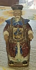 Confucius Chinese MudMan Figurine Hong Kong