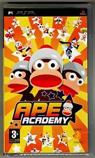 PSP Ape Academy (2005), Official UK UMD Version, Brand New Sony Factory Sealed