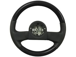 1984-89 Chevrolet Corvette OE Series C4 Leather/Black Ash Steering Wheel