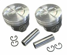 """Speed Pro H859CP30 Small Block Chevy 383 -12cc Dished Hyper Pistons 030 SBC 5.7"""""""