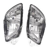 Front Indicator Turn Signals Blinker Light Lens for Honda CBR1100XX 1997-2006 tb