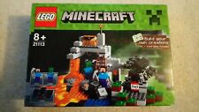 LEGO Minecraft The Cave (21113) Complete