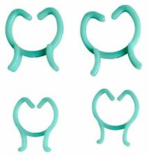 Hgmart Green Round-shaped Garden Plant Clips 100pack Lever Loop Grippers