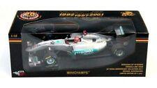 Michael Schumacher Diecast Racing Cars