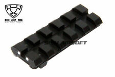 APS Rear Sight Adapter Rail For ACP601 / Marui G17 G18C Airsoft Toy GBB AC021