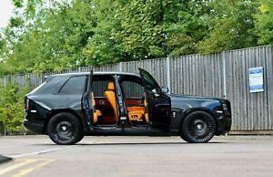 """Rolls Royce Cullinan FORGED alloy wheels 24"""" AG Luxury"""