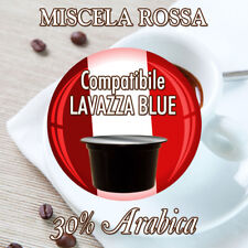 OFFERTA!!! MISCELA ROSSA - 100 Capsule cialde caffè compatibili Lavazza Blue