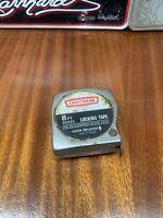 Vintage Craftsman Steel Case 8 ft. Slim Tape #39221 Tape Measure, Nice Condition