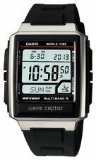 Casio Wave Ceptor WV-59J-1AJF Mens Watch Atomic Multiband 5 from Japan*