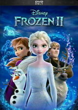 Frozen II / 2  (DVD)  BRAND NEW!  FREE SHIPPING!!! ANIMATED COMEDY ADVENTURE