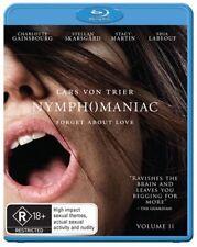 Nymphomaniac : Vol 2 (Blu-ray, 2014)