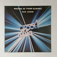 KOOL & THE GANG As One DSR8505 LP Vinyl VG+ Cover VG++