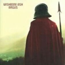 Argus [Deluxe Edition] by Wishbone Ash (CD, Nov-2007, 2 Discs, Geffen)