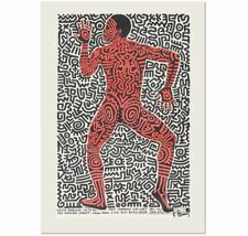 Keith Haring, 'Dancing Man', Fine art print, Various sizes