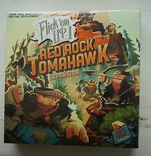 Flick 'Em Up destrezza gioco: Red Rock Tomahawk Espansione