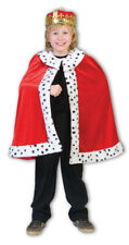 King Shawl for Children - Karnevalsprinz Costume Boys Carnival Theme Party